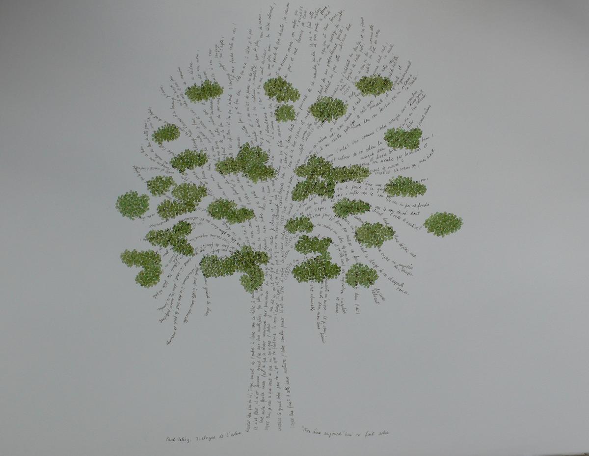 """""""Mon âme aujourd'hui se fait arbre"""""""