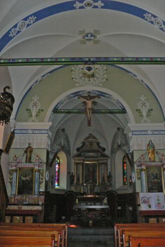 Als am nächsten Sonntag die Glocken zu läuten begannen, waren alle schon zum Kirchgang bereit. Martin schlug langsam den Weg zur Kirche ein.