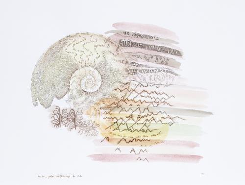 Thomas Mann - die Chiffernschrift
