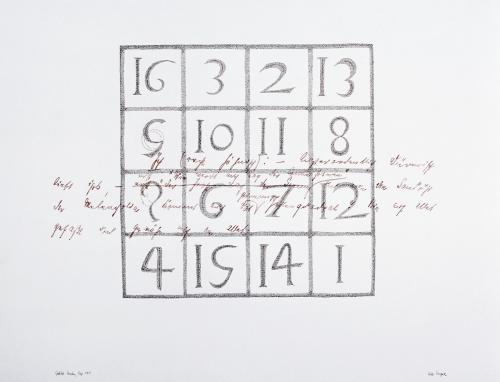 Thomas Mann - Das magische Quadrat 3